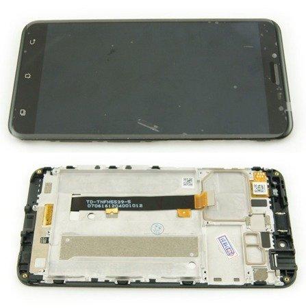 Asus Zenfone Max ZC553KL wyświetlacz LCD+dotyk