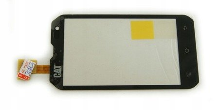 Caterpillar Cat B15Q digitizer dotyk szybka ORG