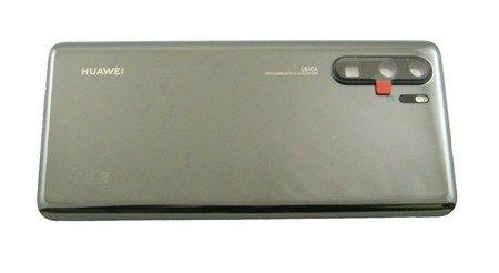 Huawei P30 obudowa klapka baterii czarna