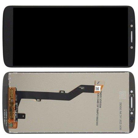 Motorola Moto E5 wyświetlacz LCD+digitizer czarny