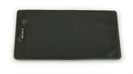 SONY XPERIA Z3 FULL SET+FRAME BLACK