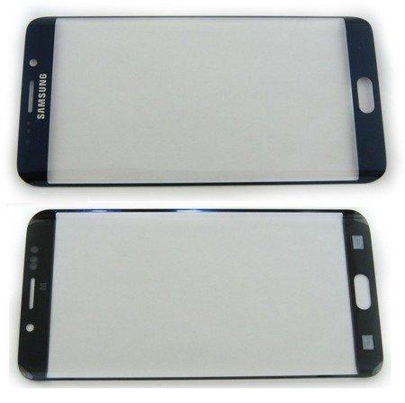 Samsung Galaxy S6 Edge Plus SM-G928 szyba wyświetlacza szkło CZARNA