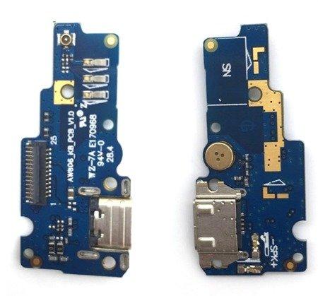 TAŚMA ZŁĄCZE USB HF ASUS ZENFONE GO ZC500TG Z00VD