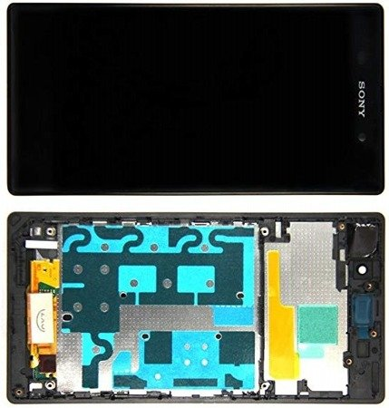 Wyświetlacz LCD+digitizer dotyk do Sony Xperia Z1