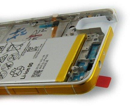 Wyświetlacz LCD+dotyk do Huawei ShotX ATH-UL01