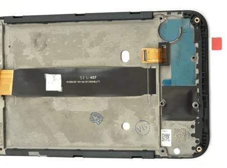 Wyświetlacz LCD+dotyk +ramka Motorola Moto E6 Plus