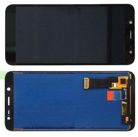 Wyświetlacz lcd+dotyk do Samsung J6 2018 SM-J600