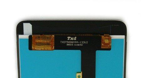 ZTE Blade A452 wyświetlacz LCD+digitizer dotyk ORG